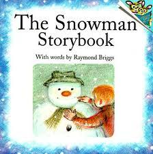Snowman Story Book